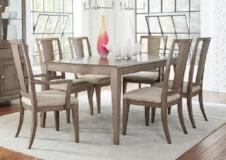 Legacy Classic Furniture | Dining 7 Piece Leg Table Set in Annapolis, Maryland 339