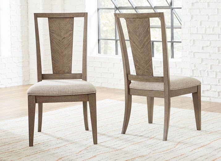 Legacy Classic Furniture | Dining 7 Piece Leg Table Set in Annapolis, Maryland 343