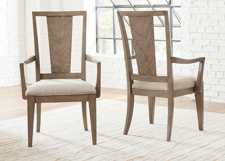 Legacy Classic Furniture | Dining Splat Back Arm Chair in Richmond Virginia 248