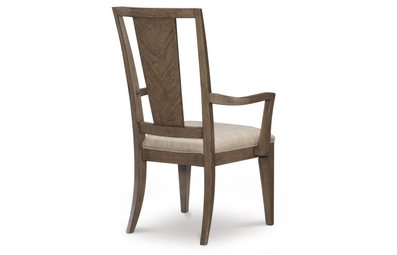 Legacy Classic Furniture | Dining Splat Back Arm Chair in Richmond Virginia 249