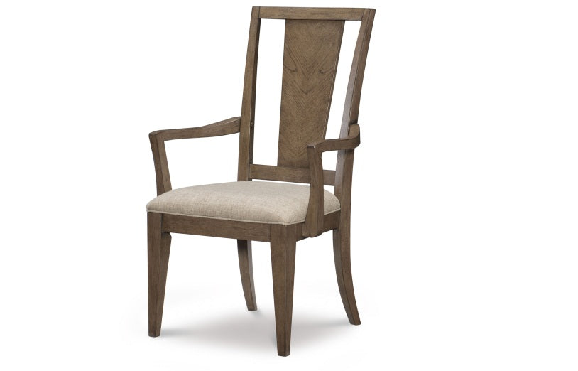 Legacy Classic Furniture | Dining Splat Back Arm Chair in Richmond Virginia 250