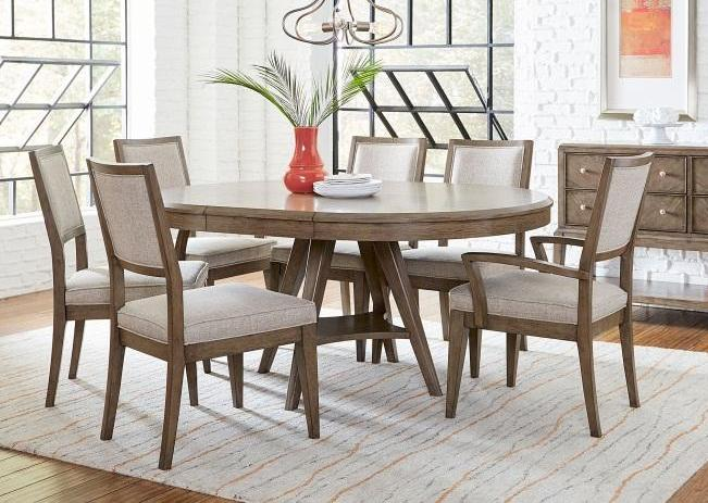 Legacy Classic Furniture | Dining 7 Piece Pedestal Table Set in Frederick, Maryland 364
