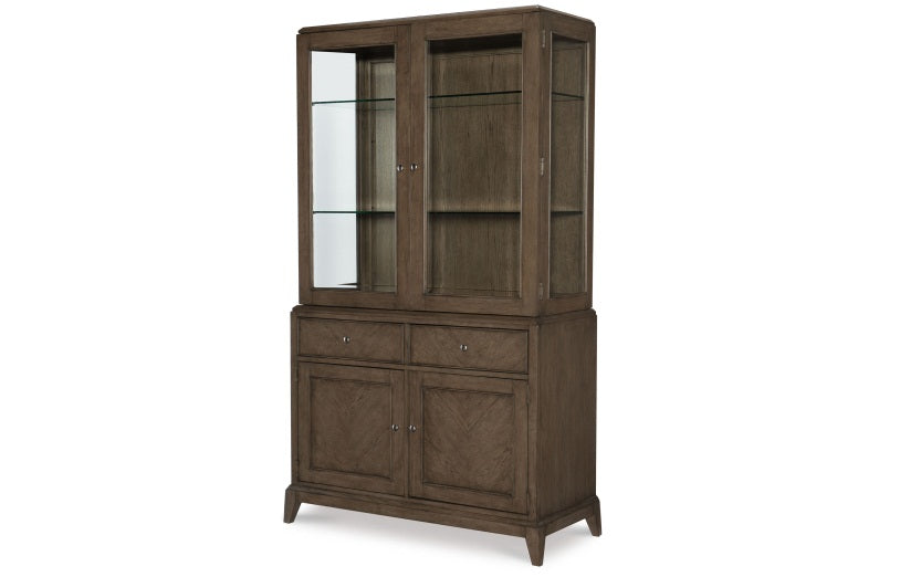 Legacy Classic Furniture | Dining Complete Display Cabinet in Baltimore, Maryland 293