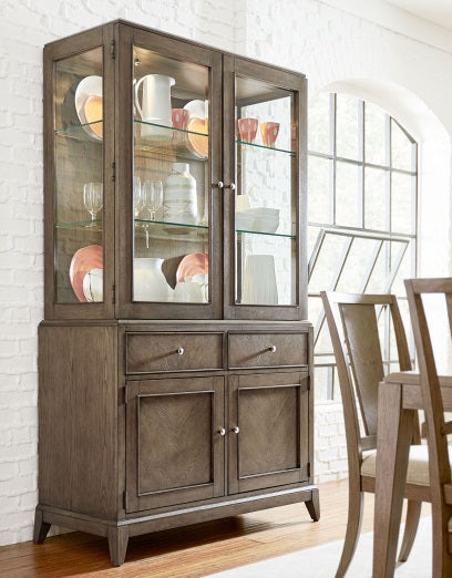 Legacy Classic Furniture | Dining Complete Display Cabinet in Baltimore, Maryland 292