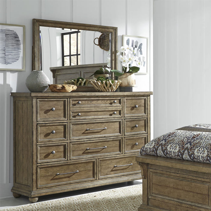 Liberty Furniture | Bedroom (779-BR) Dressers and Mirrors in Hampton(Norfolk), Virginia 2827