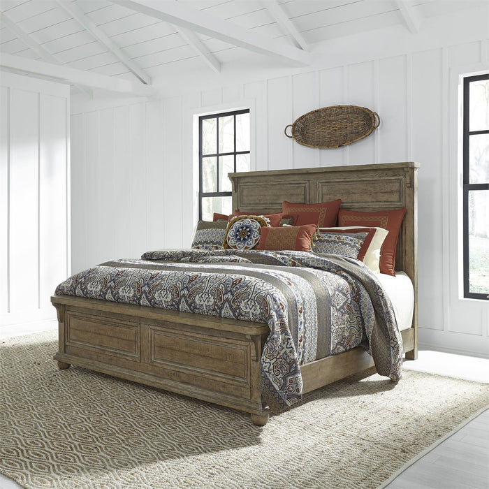 Liberty Furniture | Bedroom (779-BR) King Panel 5 Piece Bedroom Sets in Pennsylvania 2875