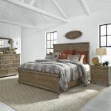 Liberty Furniture | Bedroom (779-BR) King Panel 4 Piece Bedroom Sets in Pennsylvania 2862