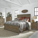 Liberty Furniture | Bedroom (779-BR) Queen Panel 5 Piece Bedroom Sets in Pennsylvania 2881