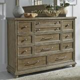 Liberty Furniture | Bedroom (779-BR) 11 Drawer Dressers in Winchester, Virginia 2822