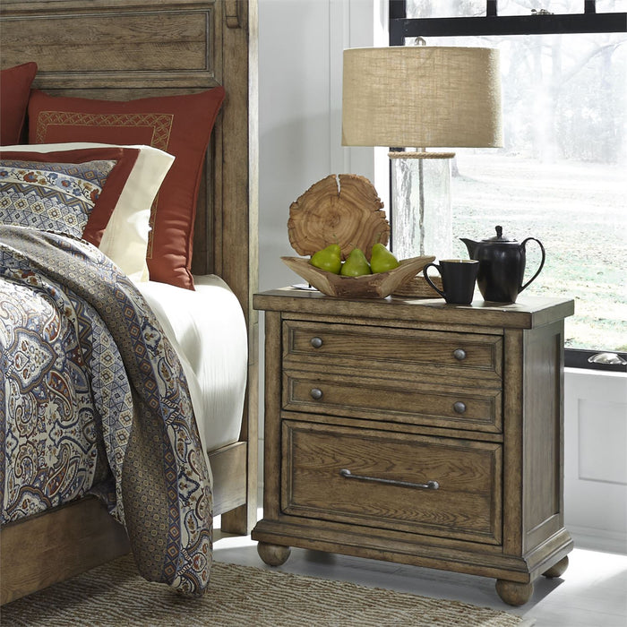 Liberty Furniture | Bedroom (779-BR) Night Stands w/ Charging Station in Richmond,VA 2820
