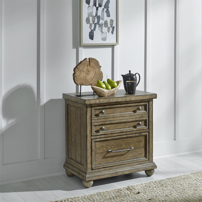 Liberty Furniture | Bedroom (779-BR) Night Stands w/ Charging Station in Richmond,VA 2819