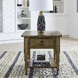 Liberty Furniture | Occasional 1 Drawer End Table in Richmond Virginia 17091