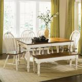 Liberty Furniture | Casual Dining 6 Piece Rectangular Table Sets in Charlottesville, Virginia 11142