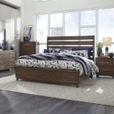 Liberty Furniture | Bedroom King Panel 5 Piece Bedroom Sets in Pennsylvania 2805