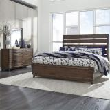 Liberty Furniture | Bedroom Queen Panel 3 Piece Bedroom Sets in Charlottesville, Virginia 2794