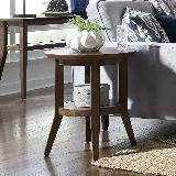 Liberty Furniture | Occasional Round End Table in Richmond Virginia 17065
