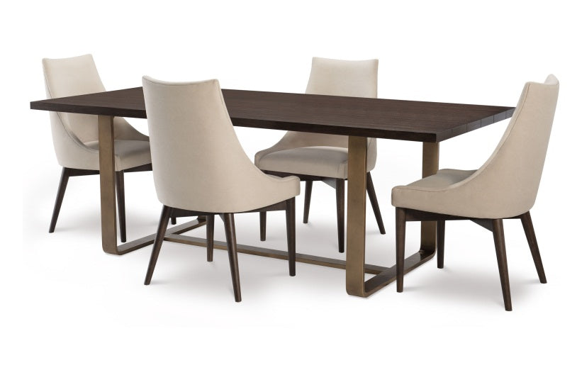 Legacy Classic Furniture | Dining Rect. Dining Table w/ Brass Finished Wood in Richmond,VA 1538