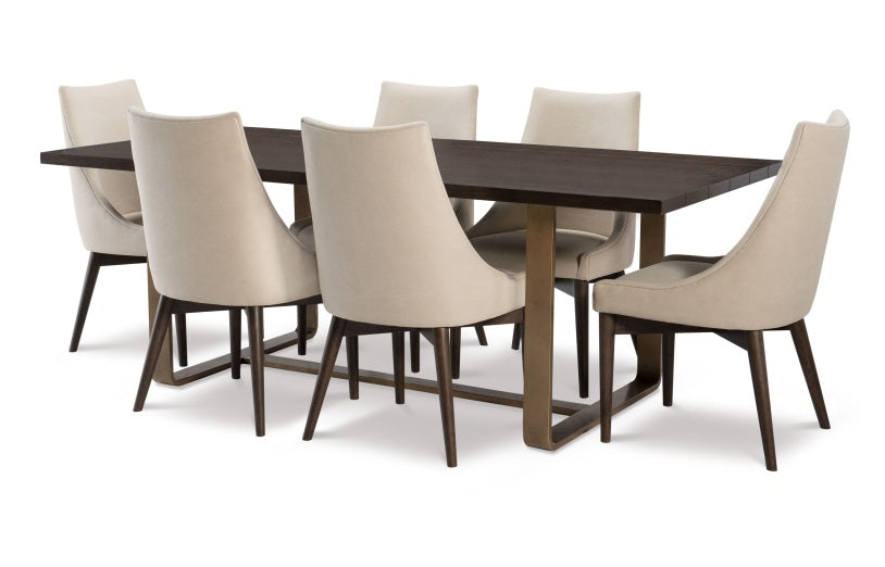 Legacy Classic Furniture | Dining Rect. Dining Table w/ Brass Finished Wood in Richmond,VA 1540