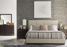 Legacy Classic Furniture | Bedroom CA King Uph Wall Bed 5 Piece Bedroom Set in Pennsylvania 1348