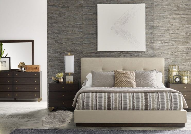 Legacy Classic Furniture | Bedroom CA King Uph Wall Bed 4 Piece Bedroom Set in Pennsylvania 1324