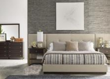 Legacy Classic Furniture | Bedroom King Uph Wall Bed w/ Panels 5 Piece Bedroom Set in Pennsylvania 1471