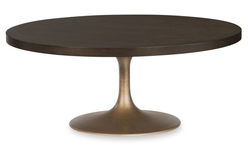 Legacy Classic Furniture | Accent Round Pedestal Chairside Table in Richmond Virginia 1587