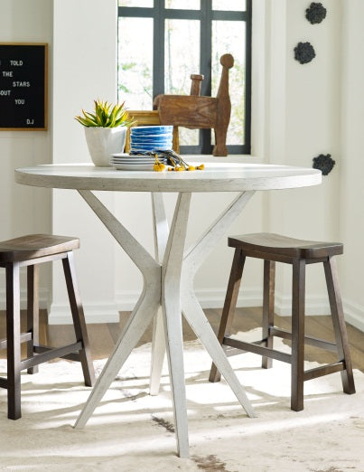 Legacy Classic Furniture | Dining Round Pub Table in Charlottesville, Virginia 1520