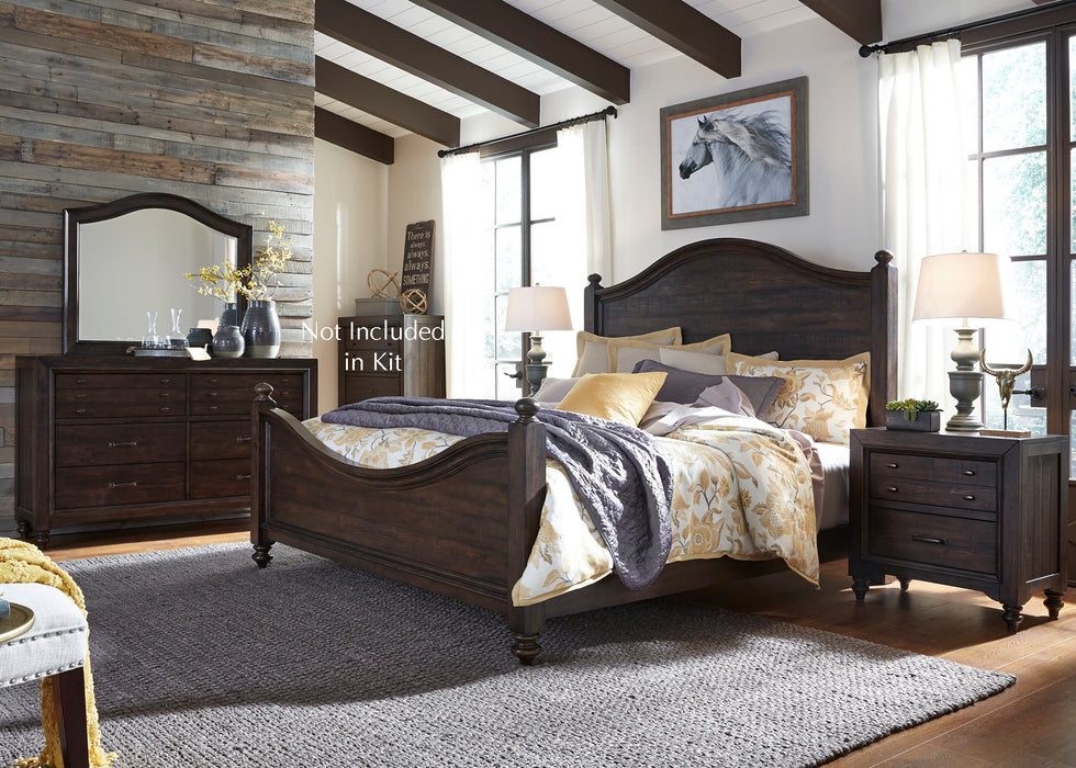 Liberty Furniture | Bedroom King Poster 4 Piece Bedroom Sets in New Jersey, NJ 1664