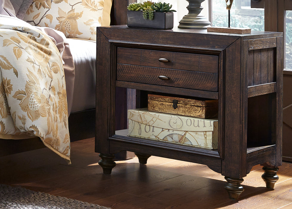 Liberty Furniture | Bedroom Leg Night Stands in Richmond Virginia 1626