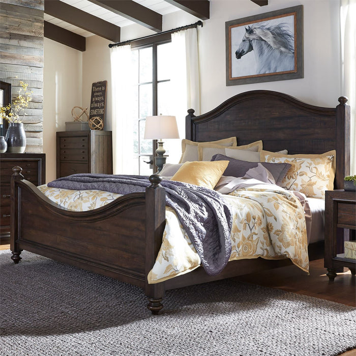 Liberty Furniture | Bedroom King Poster 4 Piece Bedroom Sets in New Jersey, NJ 1665