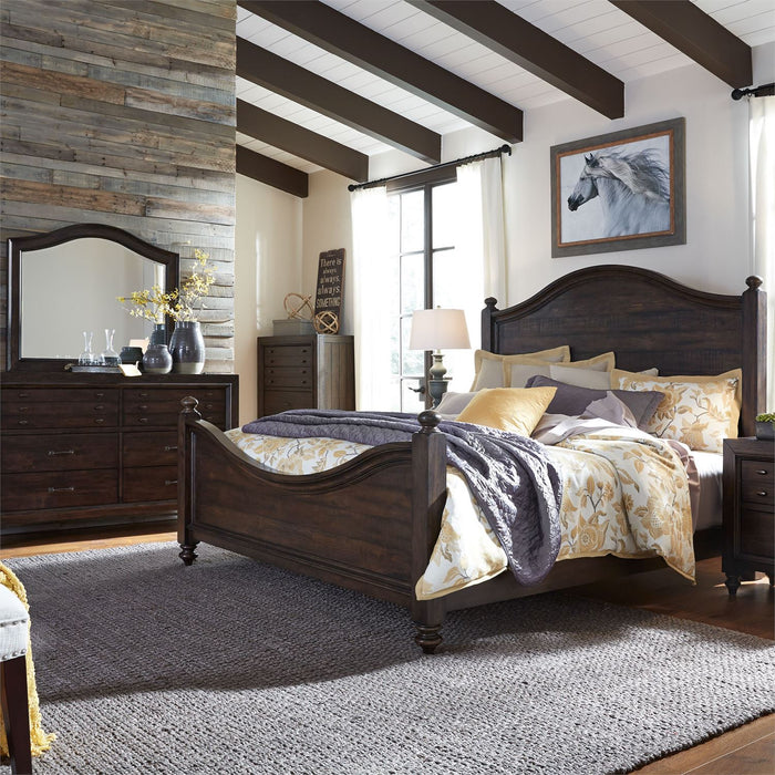 Liberty Furniture | Bedroom King Poster 3 Piece Bedroom Sets in Annapolis, Maryland 1660