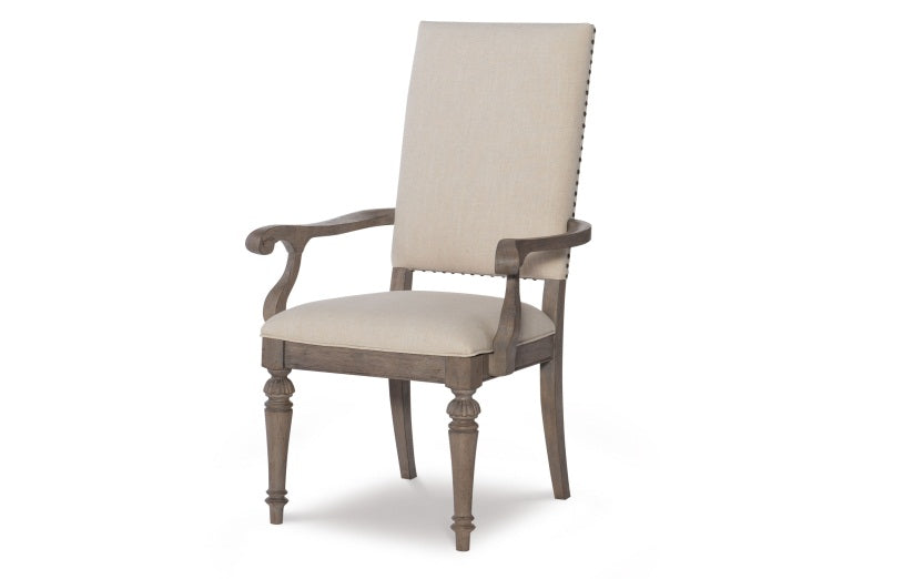 Legacy Classic Furniture | Dining Upholstered Back Arm Chair in Richmond,VA 5271