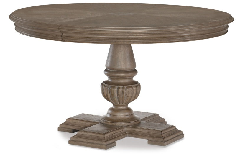 Legacy Classic Furniture | Dining Round Pedestal Table 7 Piece Set in Pennsylvania 5334