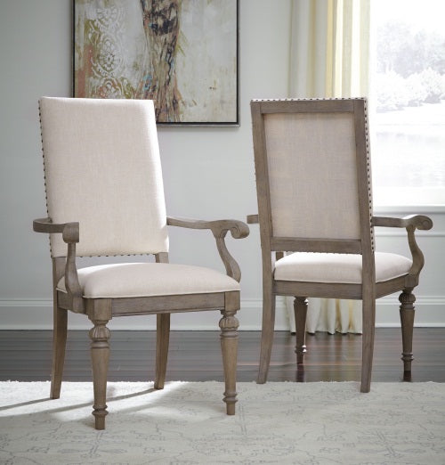 Legacy Classic Furniture | Dining Upholstered Back Arm Chair in Richmond,VA 5270