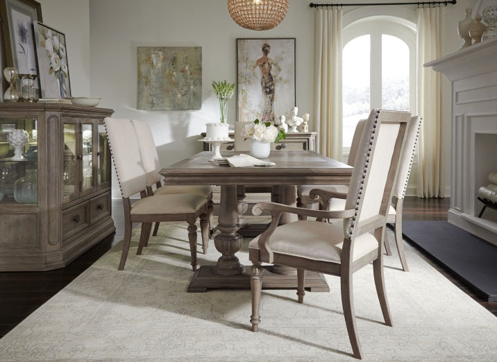 Legacy Classic Furniture | Dining Upholstered Back Arm Chair in Richmond,VA 5274