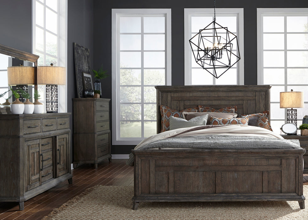 Liberty Furniture | Bedroom King Panel 3 Piece Bedroom Sets in Pennsylvania 479