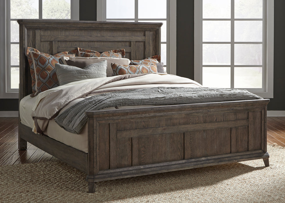 Liberty Furniture | Bedroom King Panel 5 Piece Bedroom Sets in Pennsylvania 489
