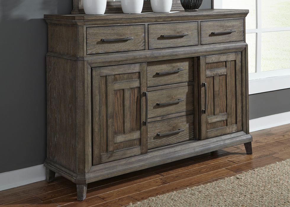 Liberty Furniture | Bedroom King Panel 5 Piece Bedroom Sets in Pennsylvania 490