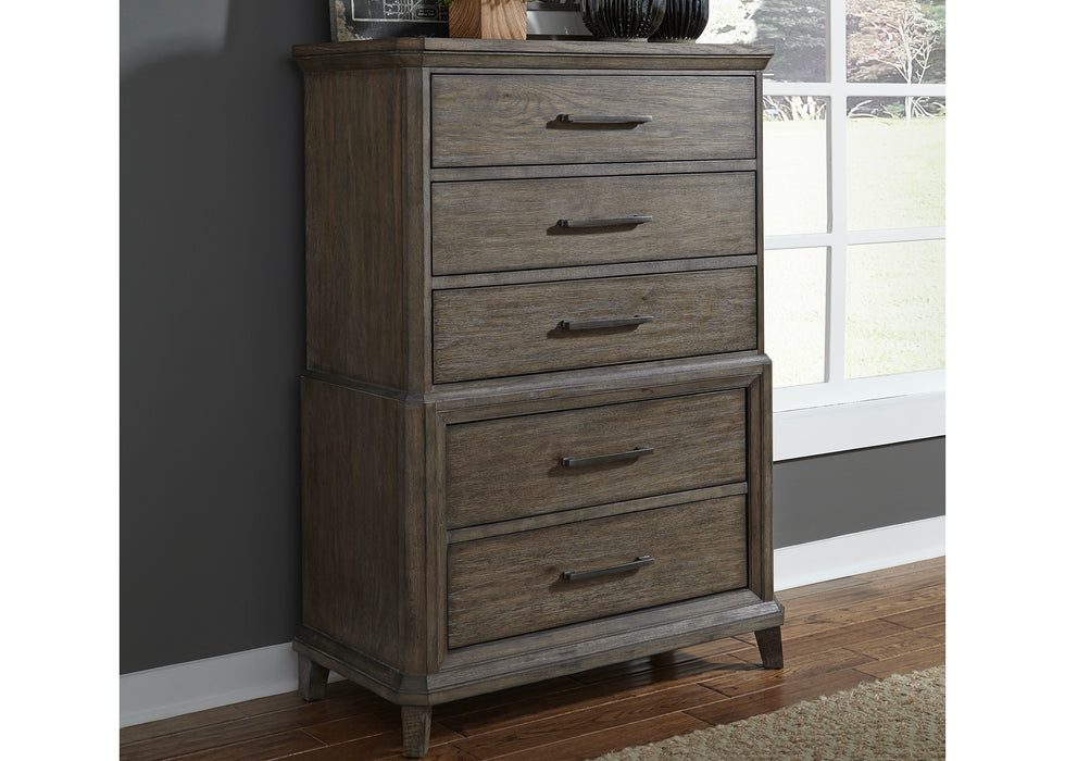 Liberty Furniture | Bedroom King Panel 5 Piece Bedroom Sets in Pennsylvania 492