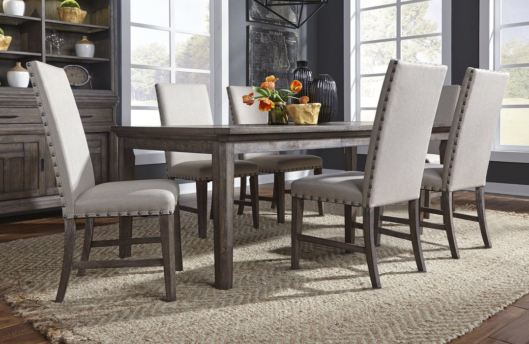 Liberty Furniture | Dining 7 Piece Rectangular Table Sets in Baltimore, Maryland 821