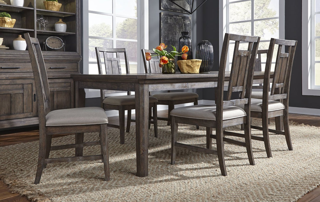 Liberty Furniture | Dining Opt 7 Piece Rectangular Table Sets in Frederick, Maryland 815