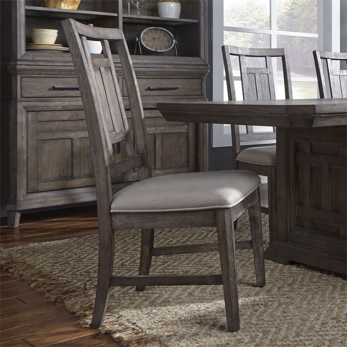 Liberty Furniture | Dining Opt 7 Piece Trestle Table Sets in Winchester, Virginia 4808