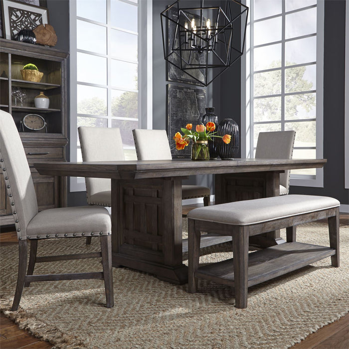Liberty Furniture | Dining Uph Benches in Richmond VA 4803