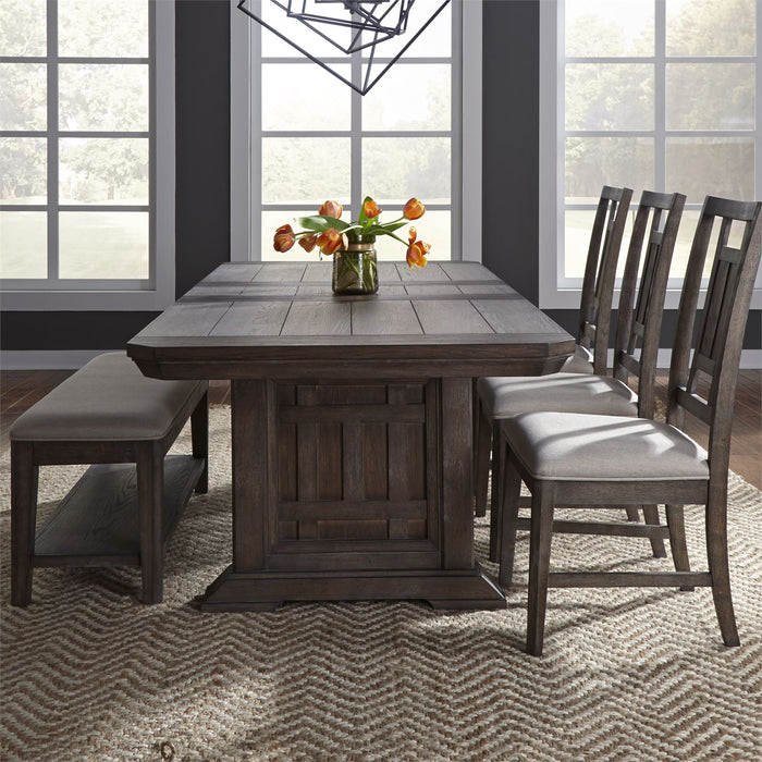 Liberty Furniture | Dining Uph Benches in Richmond VA 4805