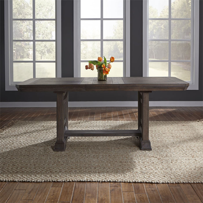 Liberty Furniture | Dining Opt 7 Piece Trestle Table Sets in Winchester, Virginia 4809