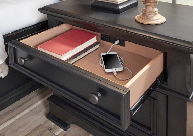 Legacy Classic Furniture | Bedroom Night Stand in Richmond,VA 8632