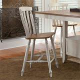 Liberty Furniture | Casual Dining Slat Back Counter Chairs in Richmond,VA 10685
