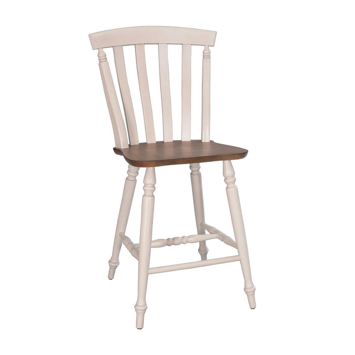 Liberty Furniture | Casual Dining Slat Back Counter Chairs in Richmond,VA 10686