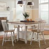 Liberty Furniture | Casual Dining 5 Piece Gathering Table Sets in Charlottesville, Virginia 10269
