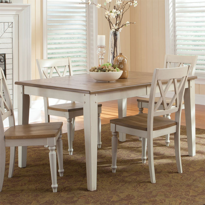 Liberty Furniture | Casual Dining Rectangular Leg Tables in Richmond,VA 10220